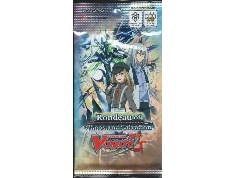 CFV-G-CB06 G Clan Booster 6: Rondeau of Chaos & Salvation (Booster Pack)