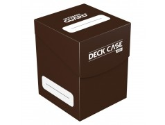 Deck Case 100+ Ultimate Guard Brown