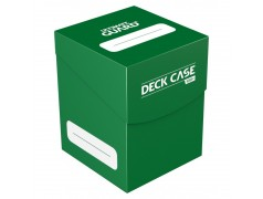 Deck Case 100+ Ultimate Guard Green