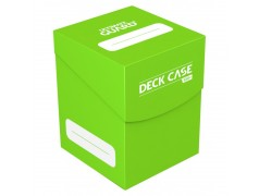 Deck Case 100+ Ultimate Guard Light Green