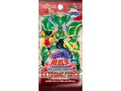 Extreme Force BOOSTER PACK OCG , 5 CARD PER PACK