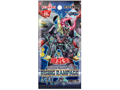 Rising Rampage BOOSTER PACK JP - 5 CARDS PER PACK