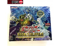 [ SESL ] Secret Slayers  Booster Box 24 Pack ENG [ Tiếng Anh ]
