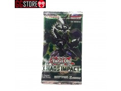 CHAOS IMPACT BOOSTER PACK - 9 CARD Per PACK