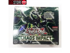CHAOS IMPACT BOOSTER BOX 24 PACK