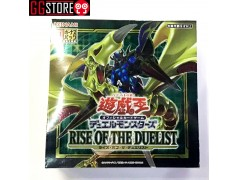 [  ROTD ] Rise of the Duelist Booster Box 30 Pack JP [ Tiếng Nhật ]