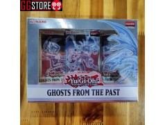 GHOSTS FROM THE PAST Mini-Box (3 Packs)