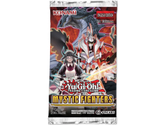 MYSTIC FIGHTERS TCG Booster Pack (5 cards)