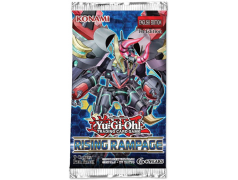 Booster Pack Rising Rampage 9 Card per Pack