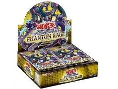 PHANTOM RAGE JP Booster Box
