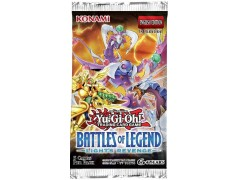 BATTLE OF LEGENDS: LIGHT'S REVENGE BOOSTER PACK, ALL FOIL CARDS!!!
